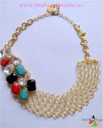 fashion accessories necklace images Amazing fashion accessories that work with indian western wear jpg