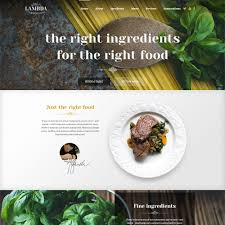food templates free download 25 free psd one page templates 2017 colorlib lambda free psd one page templates