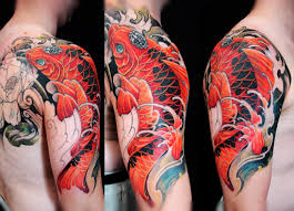 koi fish meaning and 29 design ideas