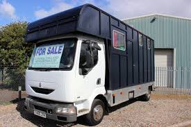 hunting truck for sale hunting horsebox for sale 7 5t 3 stall living warranty worcestershire