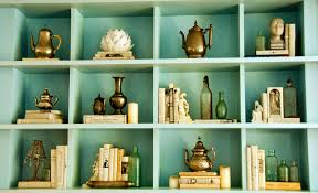 spencer alley decorator bookshelves