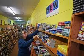 paperback book exchange in mt pleasant celebrates 50 years in business