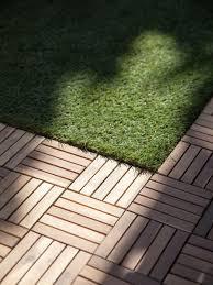 Patio Interlocking Tiles by Interlocking Patio Tiles Over Grass Home Design Ideas