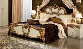 bedroom homelegance chambord bedroom set champagne gold