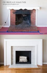 Fireplace Wall Ideas by Best 10 Fireplace Tile Surround Ideas On Pinterest White