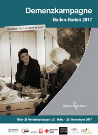 Stadt Baden Baden Demenzkampagne Stadt Baden Baden