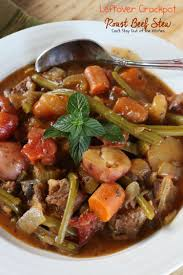 leftover crockpot roast beef stew can u0027t stay out of the kitchen
