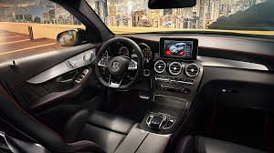 mercedes jeep 2016 matte black mercedes amg glc 43 4matic