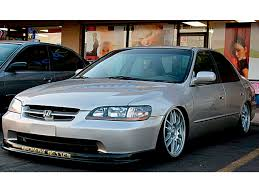 1998 honda civic modified 1998 honda accord information and photos zombiedrive