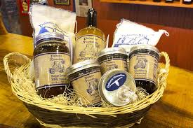 custom gift basket custom gift basket pantry goods 55 palmetto distillery