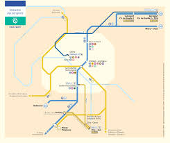 Paris Train And Metro Map by Calendar And World Time Map