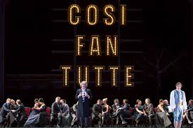 opera cosi fan tutte of doubts desires and duties così fan tutte at royal opera house