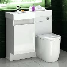 Vanity Toilet Units Vanity Unit Set Complete Collection Bathroom Units And Toilet
