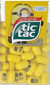 minion tic tacs where to buy stuart minion tic tacs stuart limited edition 1