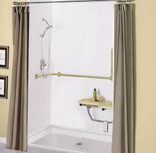 shower surrounds bathroom remodeling in atlanta ga upscale if you are looking for a roll in shower in atlanta georgia look no further than the professional bath and shower experts from upscale bath solutions