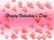 free valentines day powerpoint template authorstream