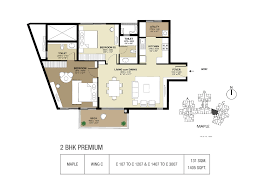 2bhk Plan by Duplexes For Sale In Binnypet Bangalore Master Plan Shapoorji