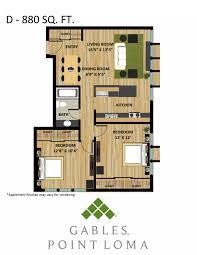 orange hall university housing apartment style floorplan bath is