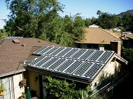 our 4kw grid tied solar power system a real life example