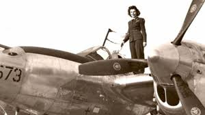 female world war ii pilot honored at flyover nbc news