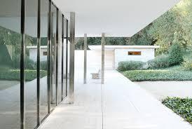 ad classics barcelona pavilion mies van der rohe archdaily
