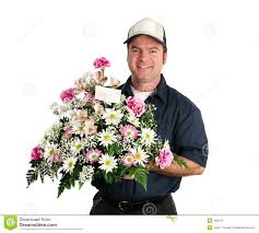 free flower delivery friendly flower delivery royalty free stock photography