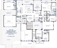 center courtyard house plans contemporary courtyard house plan 61custom modern house plans