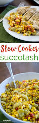 Southern Main Dish Recipes Southern Succotash Recipe Made Easier By Cooking It In A Slow