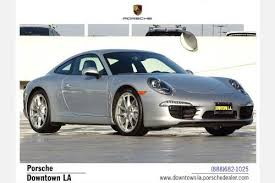 used porsche 911 california used porsche 911 for sale in los angeles ca edmunds