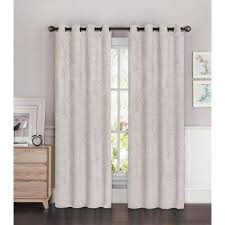 Valance And Drapes Blackout Curtains U0026 Drapes Window Treatments The Home Depot