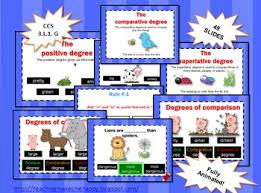 and superlative adjectives u0026 adverbs powerpoint and worksheets