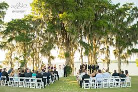 wedding venues in orlando marina central florida outdoor weddings mission inn resort