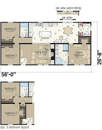 Champion Floor Plans Floor Plans Elements A45627 Manufactured And Modular Homes