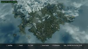 solstheim map steam workshop a quality map and solstheim map with