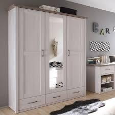 Schlafzimmerschrank Schwarz Kleiderschrank Weiß Schwarz Mit Spiegel Tentfox Com