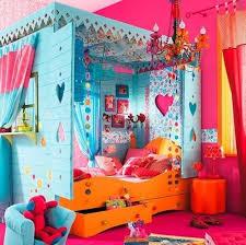chambre fille bleu chambre enfant bohème bleu turquoise chambre enfant et turquoise