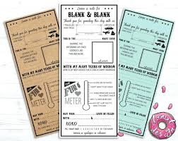 wedding mad lib template mad libs wedding invitations meichu2017 me
