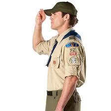 Boy Scout Halloween Costume Clothes Matter