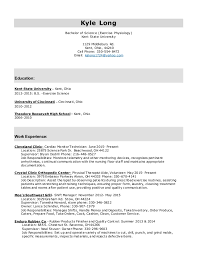 Special Education Teacher Resume Examples 2013 by Exercise Science Resume Contegri Com