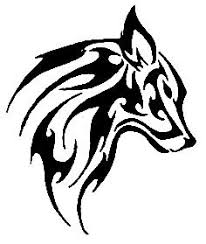 wolf black and white drawing at getdrawings com free for personal
