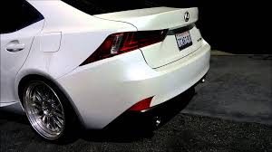 invidia q300 lexus gs 350 tsudo lexus is250 is350 2014 dual sp burnt tip catless catback