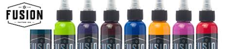 fusion tattoo ink at joker tattoo supply we ship your fusion inks