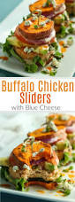 Buffalo Chicken Buffalo Chicken Sliders The Real Food Dietitians