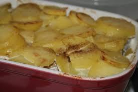 cuisiner le hareng recette de gratin de pommes de terre au hareng fumé la recette facile