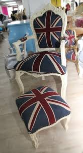 Union Jack Dining Chair Union Jack
