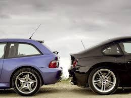 bmw z3 wagon choose 2001 02 bmw z3 m coupe or 2006 08 z4 m coupe