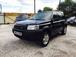 lhd land rover freelander 2 0 td4 gs auto only 92k left hand drive