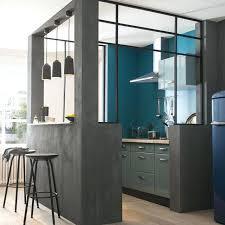 fermer une cuisine ouverte comment fermer une cuisine americaine total look design pour cette