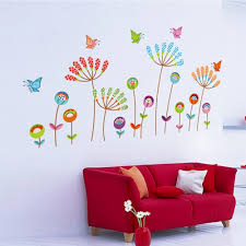 popular wall stickers baby room buy cheap wall stickers baby room cartoon butterfly flower wall sticker baby room nursery kids decor decal worldwide store china