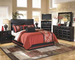 full queen bedroom sets ashley furniture shay 2pc bedroom set with queen full headboard